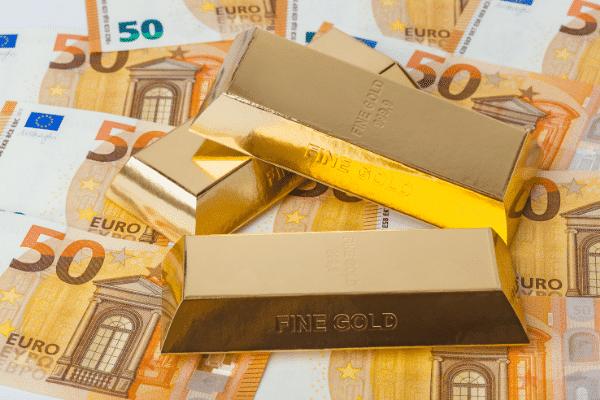 oro in contanti